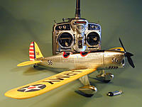Name: 7.jpg Views: 168 Size: 262.7 KB Description: an earlier and much smaller war bird kit: The Ryan ST (I think it was also designated the PT-16?)