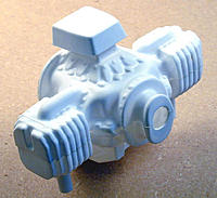 Name: 4.jpg Views: 164 Size: 162.9 KB Description: The engine prior to paint and wires.