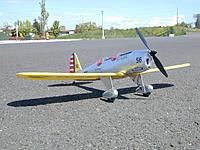 Name: Outdoor, Maiden.jpg Views: 153 Size: 312.5 KB Description: Posing for photos after it's maiden outdoor flight.