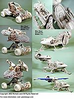 Name: Sand raider, Aero Hawk prototypes.jpg Views: 301 Size: 163.5 KB Description: