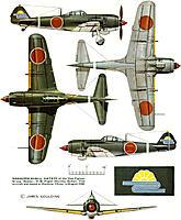 Name: NAKAJIMA Ki-84 3VColor.jpg Views: 500 Size: 154.6 KB Description: