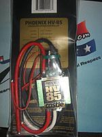 Name: Phoenix HV-85 Brushless Motor Control 001.jpg Views: 60 Size: 128.5 KB Description: