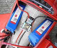 Name: 6.jpg Views: 597 Size: 39.0 KB Description: 2 6S 6500mah 35C hyperion G3 batteries. 110A ESC
