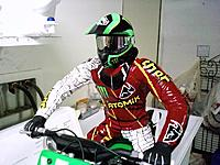 Name: rv2013 painted 1a.jpg Views: 82 Size: 83.5 KB Description: RV#1 wearing Thor Phase Coil LE gear from round 1 of supercross 2013. If you look close you can see a little tear off for his mirrored goggles.