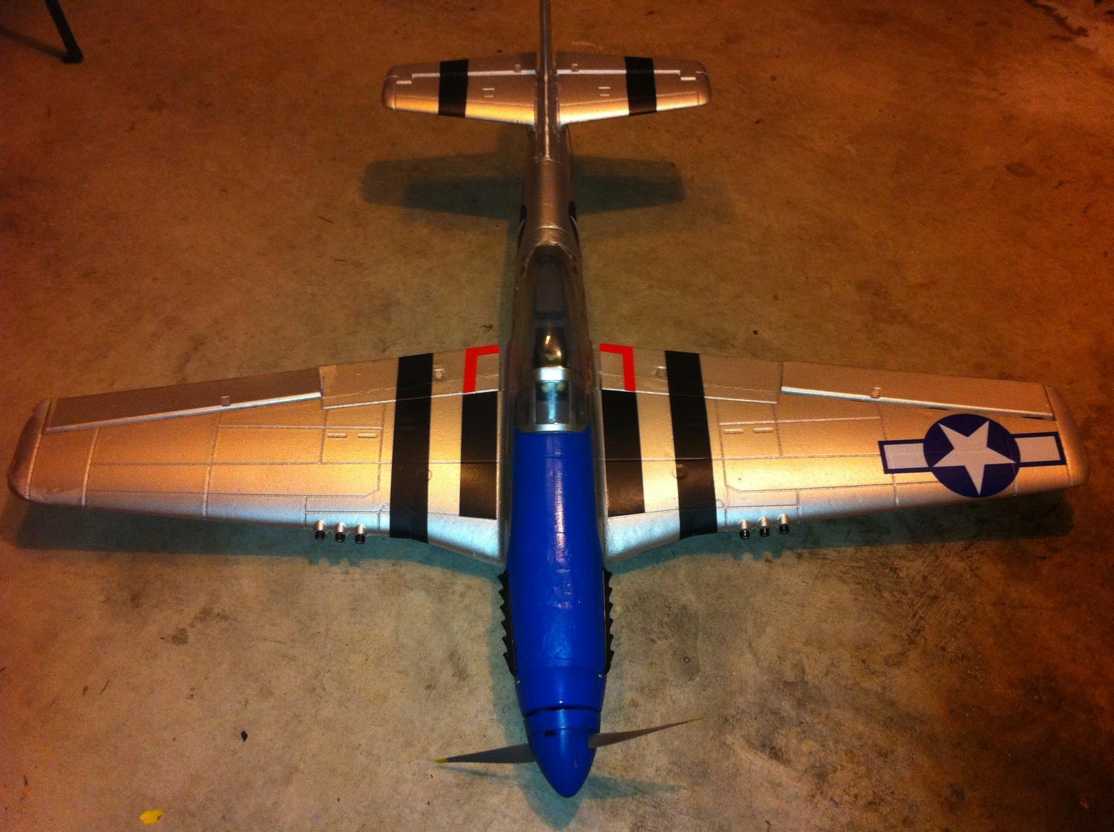 Name: FMS P-51 Blue Nose.jpg Views: 531 Size: 208.7 KB Description: