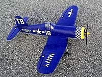 Name: AT F4U Corsair Maiden Flight.jpg Views: 195 Size: 111.5 KB Description: After maiden flight. Handled the 8-10 mph winds just fine.