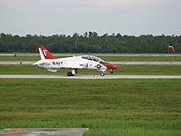 Name: Goshawk Pensacola.jpg Views: 88 Size: 172.9 KB Description: Navy Jet Trainer...T-45 Goshawk.
