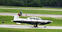 Name: T-6 Texan II.jpg Views: 108 Size: 256.9 KB Description: Naval Air Station at Pensacola, Florida last Tuesday.