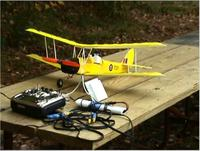 Name: Tigermoth on table.jpg Views: 714 Size: 56.5 KB Description: We also had a canoe with us, and we had to use it!