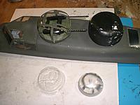 Name: CIMG3472.jpg Views: 293 Size: 187.7 KB Description: From Top Left to Right - 1) Final Turret, 2) Foam Mold with Fiberglass, 3) Bugman Turret, 4) Original R2D2 Turret