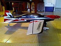 Name: Sbacht1.jpg Views: 103 Size: 204.0 KB Description: Like I posted a couple pages before, I put a DuBro #957 Tailwheel Assembly which says is meant for Nitro Airplanes from .90-1.20 size!