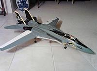 Name: f14a.jpg Views: 54 Size: 128.7 KB Description: F-14 twin 60mm EDF. Swing wing and air retracts. Flaps and nav lights. Pretty cool.