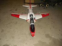 Name: T-45 Rebuilt Nose 002.jpg Views: 91 Size: 125.5 KB Description: Head on view