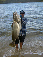 Name: Picture 015.jpg Views: 245 Size: 137.7 KB Description: 30Kg Jewfish I Caught In The Hawkesbury River.