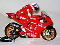 Name: IMG_2760.jpg Views: 446 Size: 227.9 KB Description: Modified 10250kv brushless silverlit Casey Stoner Ducati