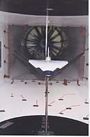 Name: liftingbody 009.jpg Views: 100 Size: 41.1 KB Description: The university of Arizona windtunnel.  Good times!