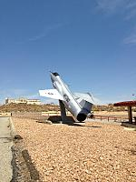 Name: IMG_0494.jpg Views: 99 Size: 189.0 KB Description: The last NF-104 (rocket powered assist)
