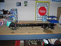 Name: build7.jpg Views: 434 Size: 262.2 KB Description: The cassis and suspension.