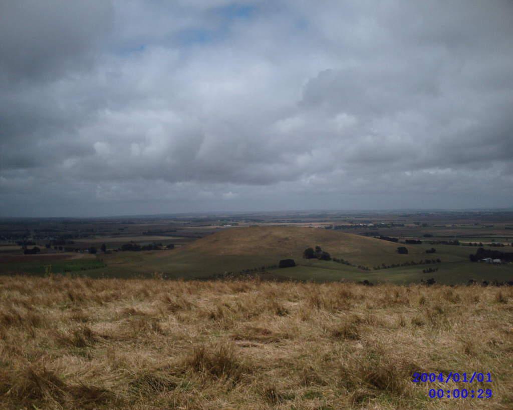 Name: Mount Hollowback 001.jpg Views: 882 Size: 66.0 KB Description: Long grass on top