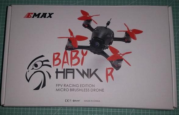 emax babyhawk race (r) edition fpv quadcopter