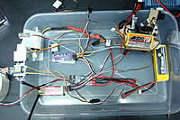 Name: DSC00533.jpg Views: 141 Size: 91.8 KB Description: Wiring and configuring before inside the plane.