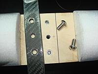 Name: DSC01255.jpg Views: 115 Size: 119.2 KB Description: The center hole is for plastic screw.