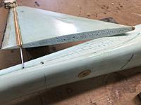 Name: B-52 (87).jpg Views: 217 Size: 457.9 KB Description: note the holes for a better bond.  Another tip from the book