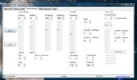 Name: BlackWidow -B400-9257servo.png Views: 90 Size: 244.4 KB Description: Black Widow on B400 w/ Futaba 9257 servo