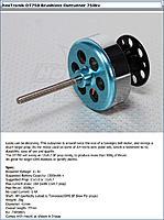 Name: hexTronik-DT750-Brushless-Outrunner-750kv.jpg Views: 452 Size: 129.2 KB Description: DT750 motor