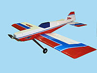 Name: IMG_0335e.jpg Views: 67 Size: 125.3 KB Description: Pretty lil' MUS, derivative #2.  Custom fuselage and landing gear, but all MUS flying surfaces and electronics.