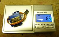 "Name: P1210399.jpg Views: 51 Size: 220.9 KB Description: Defective electronic ""Balance"""