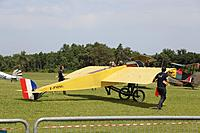 Name: IMG_1241.JPG Views: 48 Size: 112.6 KB Description: Morane G  helped by 2 persons to avoid damages while taxiing