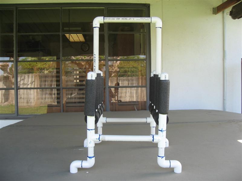 Name: IMG_4769 (Medium).jpg Views: 89 Size: 52.5 KB Description: Version 1 Showing pads and handle