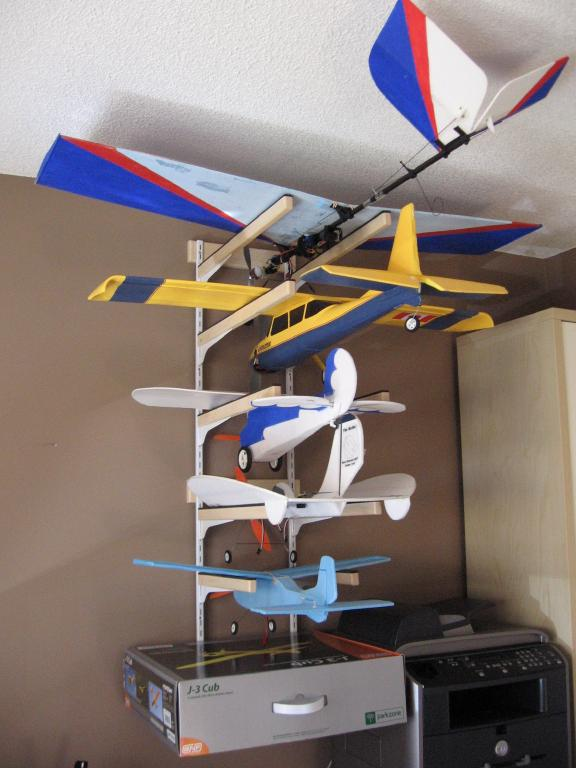 Hanging Planes Rc Groups