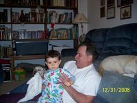 Name: 100_1392.jpg Views: 57 Size: 86.5 KB Description: Gabe (2yo) n I (me) grandpa