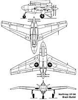 Name: Northrop xp56_3v.jpg Views: 331 Size: 127.2 KB Description: