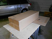 Name: DSCN1637.jpg Views: 131 Size: 756.6 KB Description: once all sides are covered, I run tape all around each edge of the box, and it's ready for the shipping label