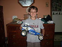 Name: Justin & his car.jpg