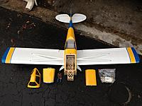 Name: for sale 231.jpg Views: 60 Size: 207.7 KB Description: Airframe is in great shape :)