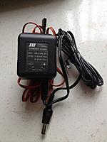 Name: for sale 405.jpg Views: 50 Size: 95.4 KB Description: JR X9503H charger