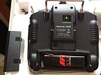 Name: for sale 886.jpg Views: 82 Size: 163.6 KB Description: Backside, and the upgraded JR 2500mAh Super battery