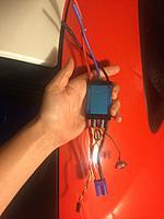 Name: image-03d5c3a2.jpg Views: 34 Size: 258.8 KB Description: The excellent condition used E-Flite 80A V2 ESC