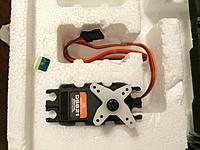 Name: IMG_7042.jpg Views: 18 Size: 453.0 KB Description: New DS-821 servo. I can include this for $20.