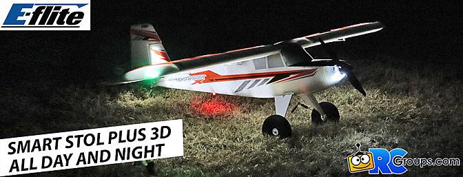 Horizon Hobby E-flite Night Timber X RCGroups Review