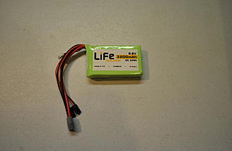 LiFe 3200 2sw RX pack