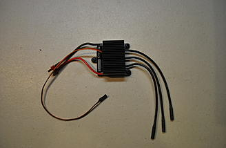Electrifly Siver Series 60a ESC