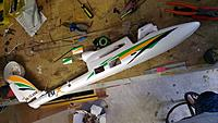 Name: IMAG0024.jpg Views: 222 Size: 194.2 KB Description: tail mounted hitec servos work faultlessly