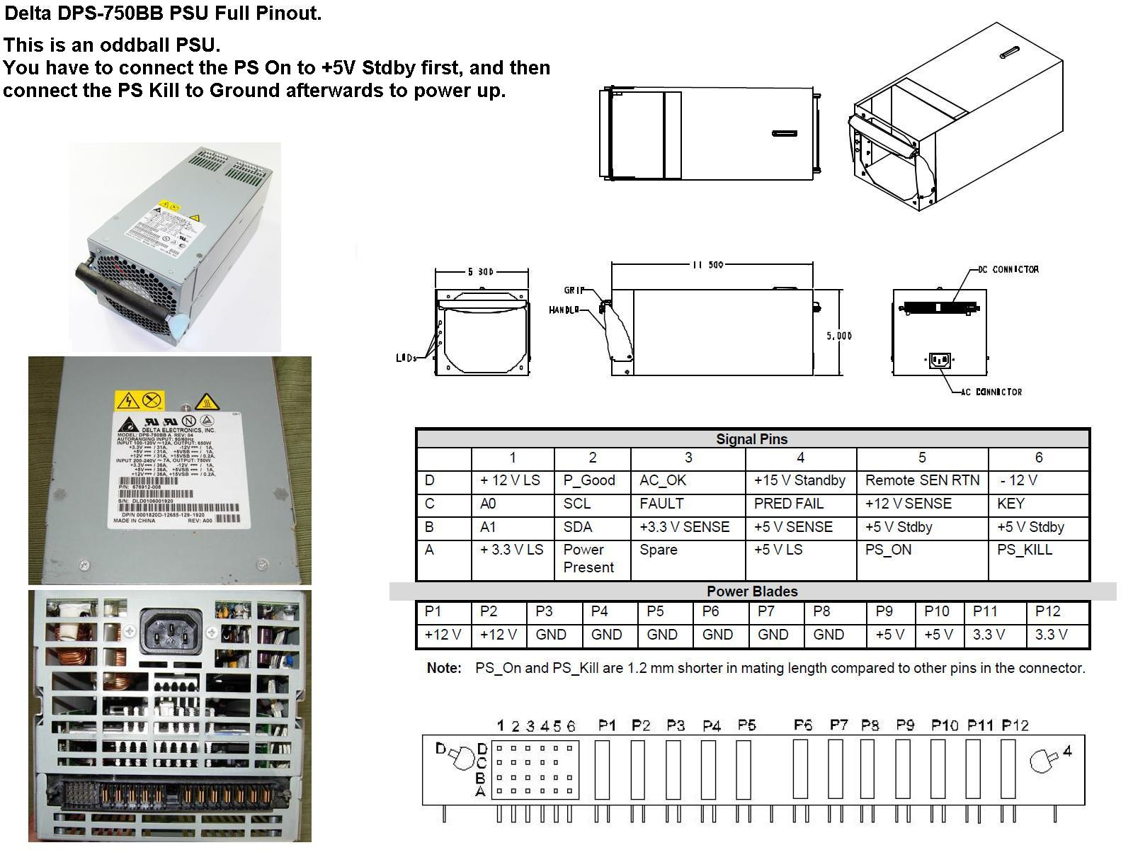 Pretty Atx Power Supply Pinout Turn On Photos - Wiring Diagram Ideas ...
