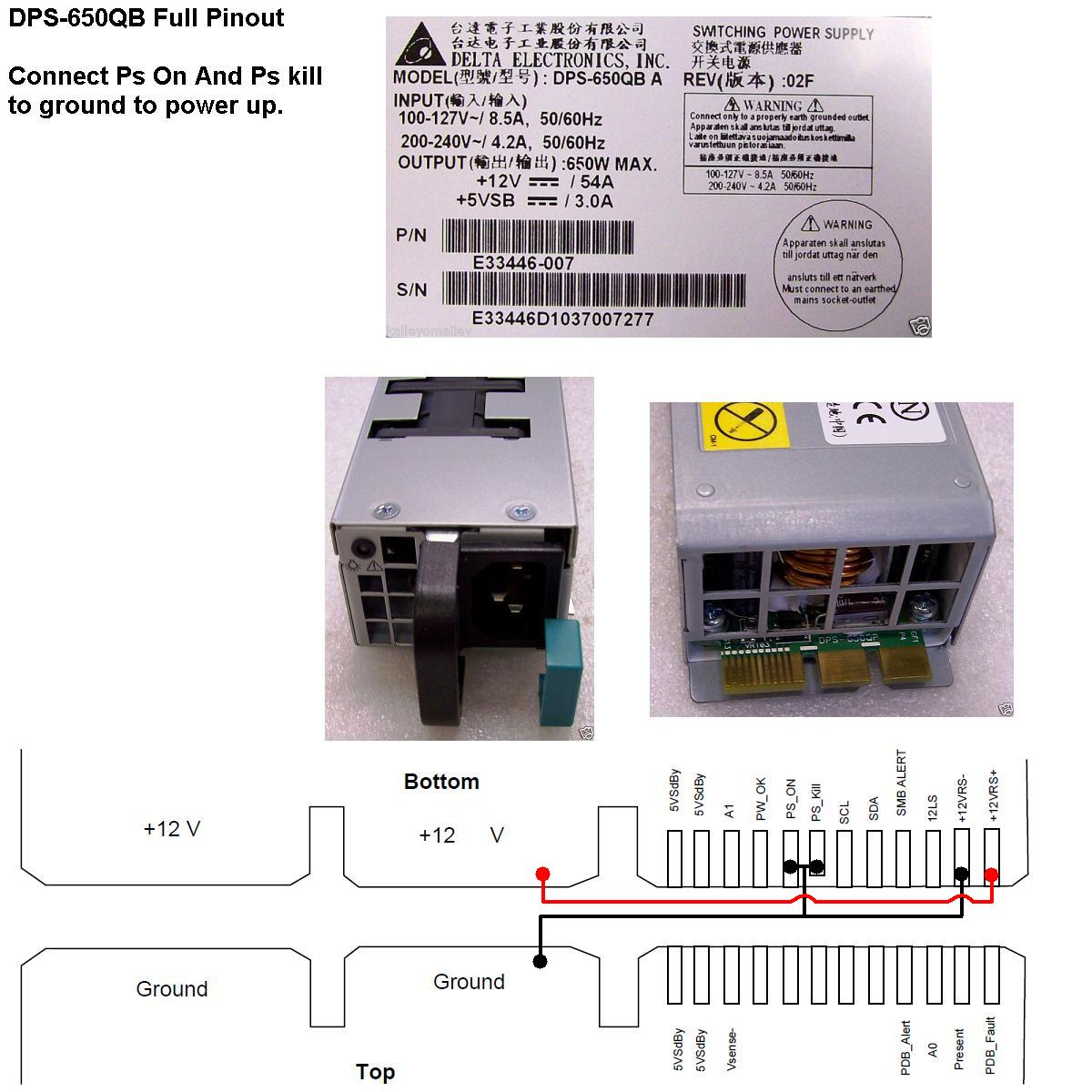 Hundreds of 12V Server Power Supplies for Conversions - Page 2 - RC ...