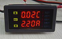 Name: Dual Display Meter.jpg Views: 205 Size: 40.5 KB Description: Dual Display DC panel meter.